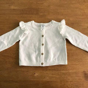 NEW - Carter's Infant Sweater